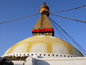 Buddhistischer Stupa