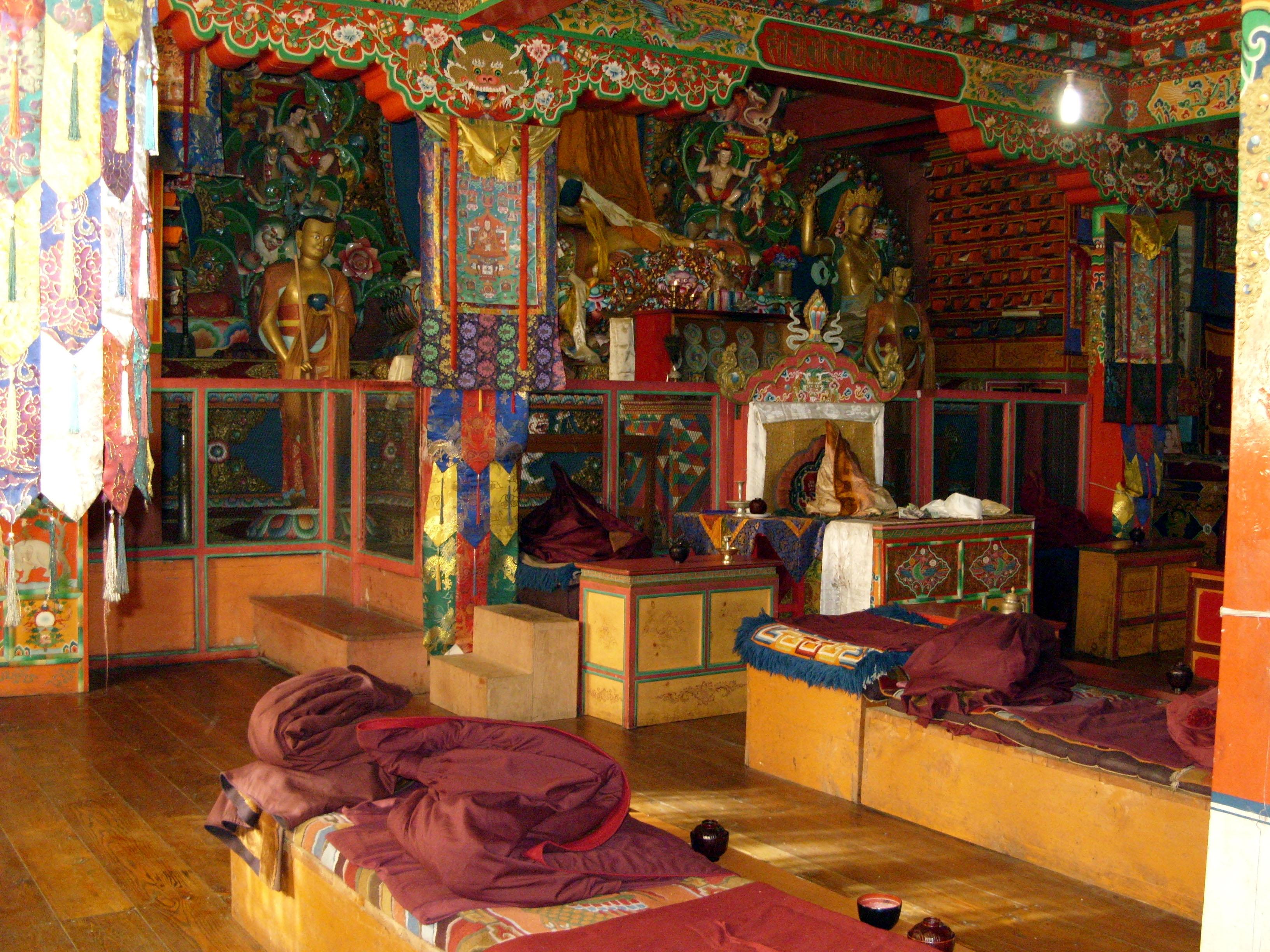 Kloster Tengboche